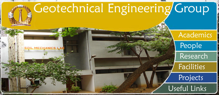 Geotechnical Engineering Building at IISC